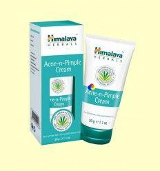 Crema Anti-Acné y Espinillas - Himalaya Herbals - 30 gramos