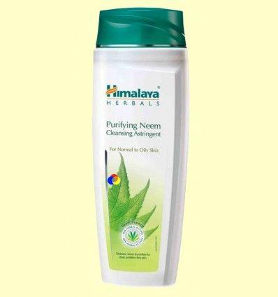 Tónico Limpiador Astringente de Neem - Himalaya Herbals - 200 ml