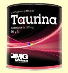 Taurina - MGdose - 30 sobres