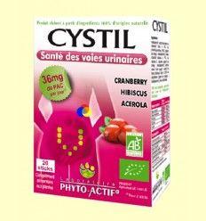 Cystil - Salud de las Vías Urinarias - Phto Actif - 20 sobres