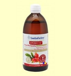Aceite Vegetal Rosa Mosqueta Selección Lycorose® - Esential'arôms - 500 ml
