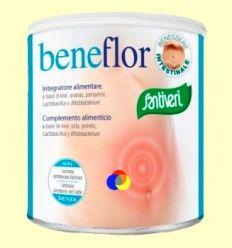 Beneflor Polvo - Regulador intestinal - Santiveri - 160 gramos