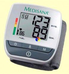 Tensiómetro de muñeca con función semáforo BW 310 - Medisana