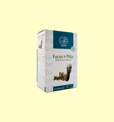 Fucus + Piña - Eladiet - 500 comprimidos de 400 mg *