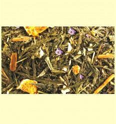 Té Verde Sencha con Canela y Naranja - Casapia - 100 gramos