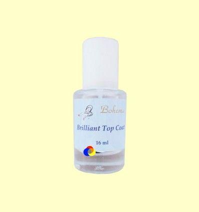 Brilliant Top Coat - Acabado uñas brillantes - Bohema - 16 ml