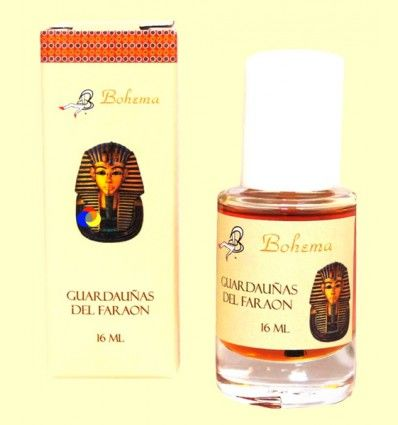 Endurecedor para las uñas frágiles - Guardauñas del faraón - Bohema - 16 ml