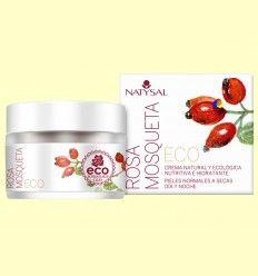 Crema Rosa Mosqueta Eco - Natysal - 50 ml