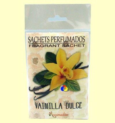 Saquito perfumado - Aroma Vainilla Dulce - Aromalia - 1 saquito