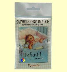 Saquito perfumado - Aroma Infantil Nucone - Aromalia - 1 saquito