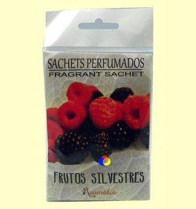 Saquito perfumado - Aroma Frutos Silvestres - Aromalia - 1 saquito