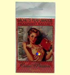 Saquito perfumado - Aroma Sensual Vintage Coccó Passion - Aromalia - 1 saquito