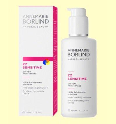 ZZ Sensitive Suave Emulsión Limpiadora - Anne Marie Börlind - 150 ml