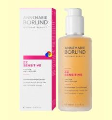 ZZ Sensitive Gel Facial Reafirmante - Anne Marie Börlind - 150 ml
