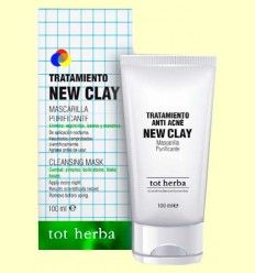 Tratamiento New Clay Anti acné - Tot herba - 100 ml