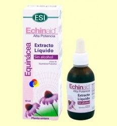 Echinaid Extracto Puro Equinácea Sin Alcohol - Laboratorios ESI - 50 ml