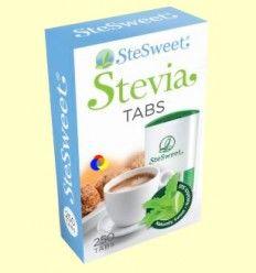 Stevia - SteSweet - 250 comprimidos
