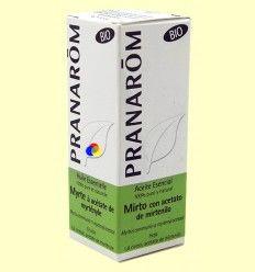 Mirto con acetato de mirtenilo - Aceite esencial Bio - Pranarom - 10 ml