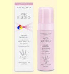 Ácido Hialurónico - Mouse detergente - L'Erbolario - 150 ml
