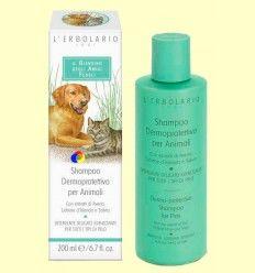Champú Dermoprotector para Animales - L'Erbolario - 200 ml