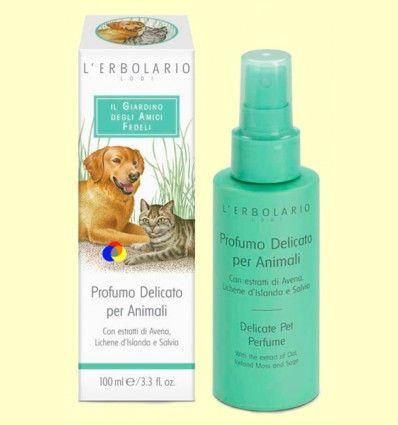 Perfume Delicado para Animales - L'Erbolario - 100 ml