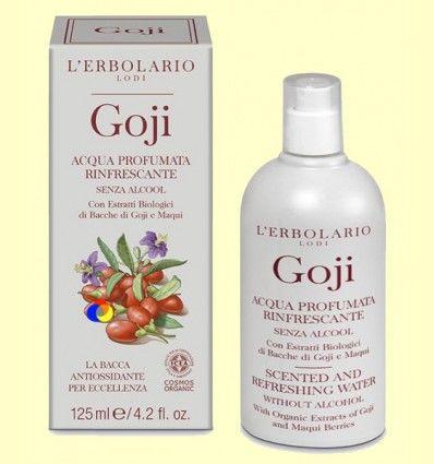 Agua Perfumada Goji - L'Erbolario - 125 ml