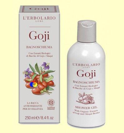 Gel de baño Goji - L'Erbolario - 250 ml
