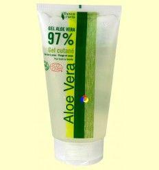 Gel Hidratante Aloe Vera Bio - Santé Verte - 150 ml