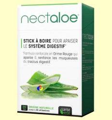 Nectaloe - Confort digestivo - Santè Verte - 20 sticks