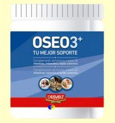 Oseo3 polvo - Articulaciones - Desvelt - 400 gramos