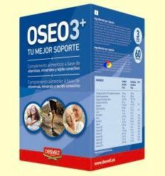 Oseo3 - Articulaciones - Desvelt - 60 cápsulas