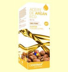 Aceite de Argán Eco - Dderma - 50 ml