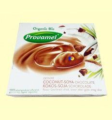 Coco Soja Chocolate Bio Sin Gluten - Provamel - 4 unidades