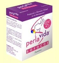 Perla Vida Sofocos - Menopausia - Plameca - 30 cápsulas *