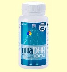 NUADHA 1000 - Preparado alimenticio de DHA - 30 cápsulas