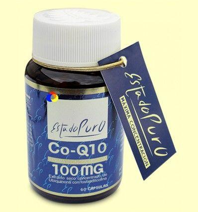 Co Q-10 100 mg Estado Puro - Tongil - 60 cápsulas