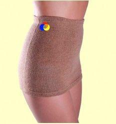 Cinturón lumbar terapéutico de lana de camello 100% - Bohema - Talla L