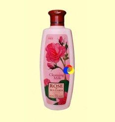 Leche Limpiadora Facial - Rose of Bulgaria - 330 ml