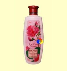 Agua de Rosa Natural Tónico Facial - Rose of Bulgaria - 330 ml