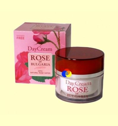Crema Hidratante de Día - Rose of Bulgaria - 50 ml *
