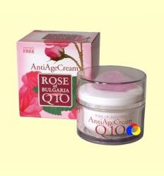 Crema Regenerante Coenzima Q10 - Biofresh Rose of Bulgaria - 50 ml