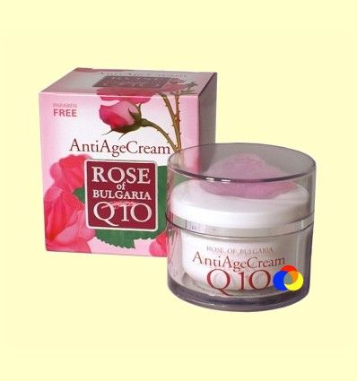 Crema Regenerante Coenzima Q10 - Rose of Bulgaria - 50 ml