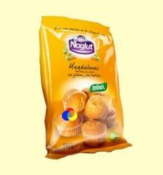 Noglut Magdalenas Sin Gluten - Santiveri - 170 gramos