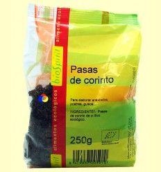 Pasas de Corinto Bio - BioSpirit - 250 gramos