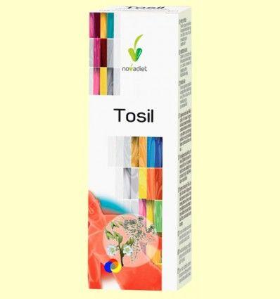 Tosil - Sistema Respiratorio - Novadiet - 30 ml