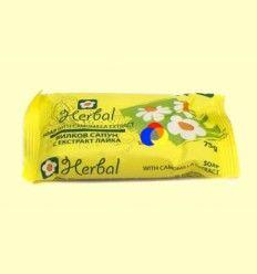 Jabón Herbal de Manzanilla - Drugui - 75 gramos