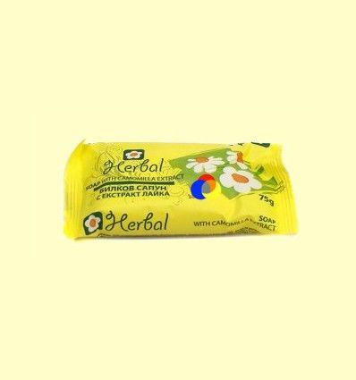 Jabón Herbal de Manzanilla - Biofresh - 75 gramos