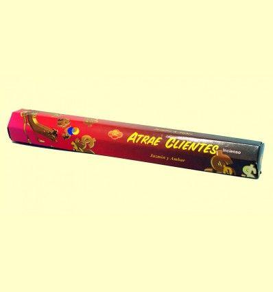 Incienso Atrae Clientes - SAC - 20 varillas