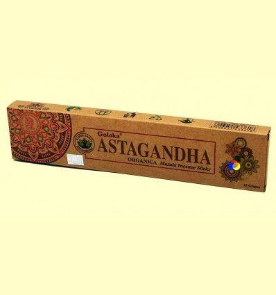 Incienso Astagandha - Goloka - 15 gramos