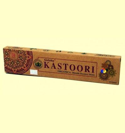 Incienso Kastooti - Goloka - 15 gramos